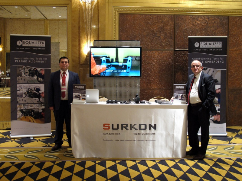 Surkon Turoge 2015 Konferansına Katıldı