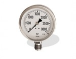 2000 Bar High Pressure Manometers