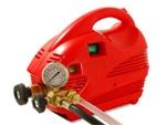 50 Bar Elektrikli Motorlu Su Test Pompası ELPTP50